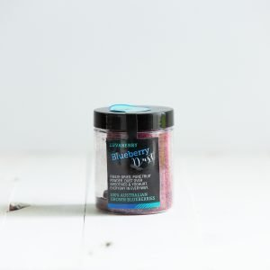 Luvaberry Blueberry dust