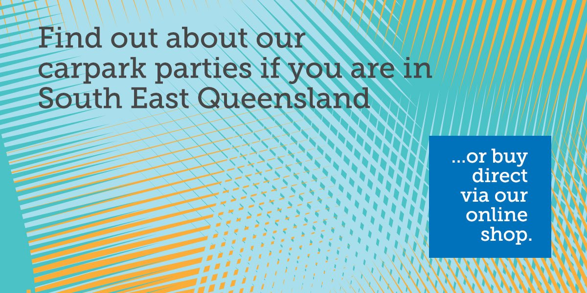 Find out about our carpark parties if you are in South East Queensland